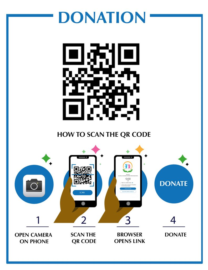 ACCCO Donation QR CODE